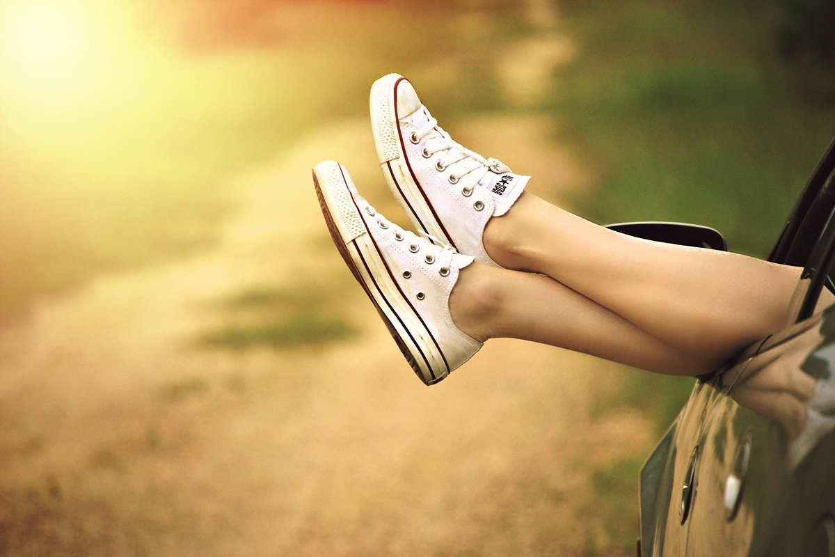 shoes and health