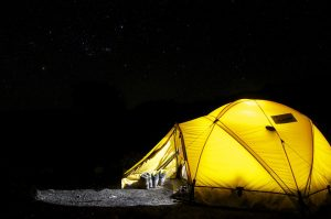 5 Things That Will Making Your Camping Trip Physically and Mentally Relaxing